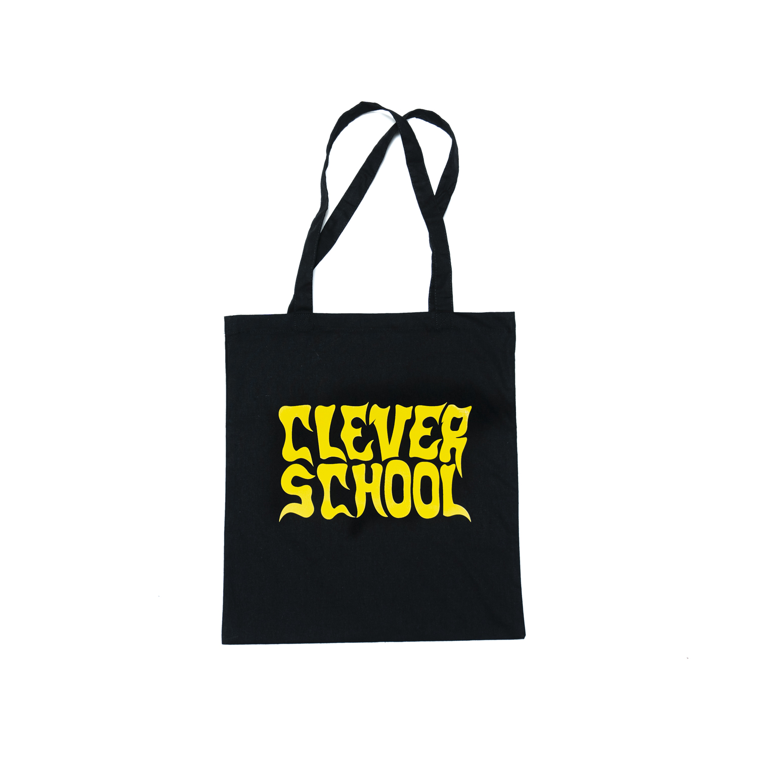 TOTE BAG CLEVER SCHOOL